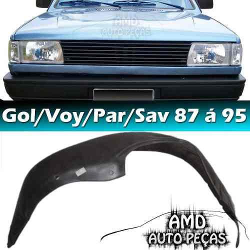 Parabarro Gol Voyage Parati Saveiro 87 88 89 90 91 92 93 94  - Amd Auto Peças
