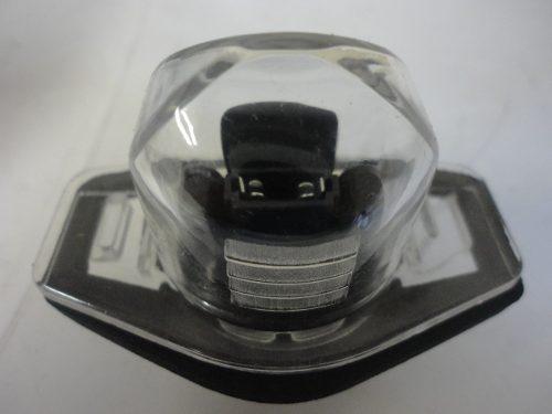 Lanterna Placa Honda Fit  - Amd Auto Peças