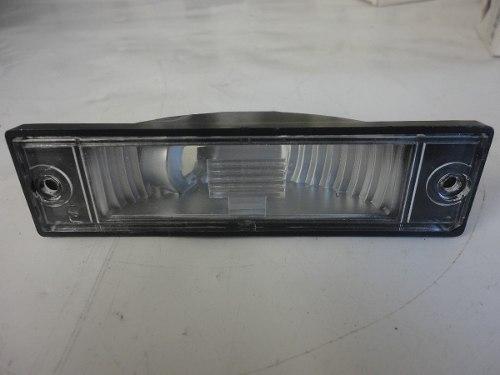 Lanterna Placa Fiat Strada 02 03 04 05 06 07 08 Novo  - Amd Auto Peças