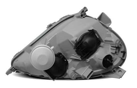 Farol Mercedes Classe A 09 a 03 Lente Lisa   - Amd Auto Peças