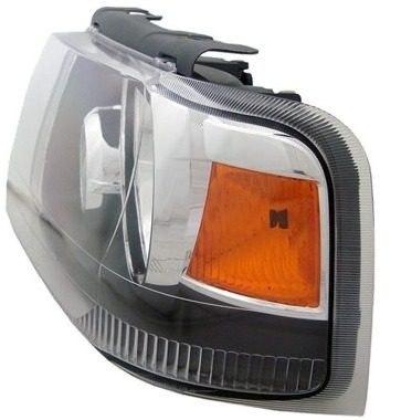 Farol Ford Ranger 2004 a 2009  - Amd Auto Peças