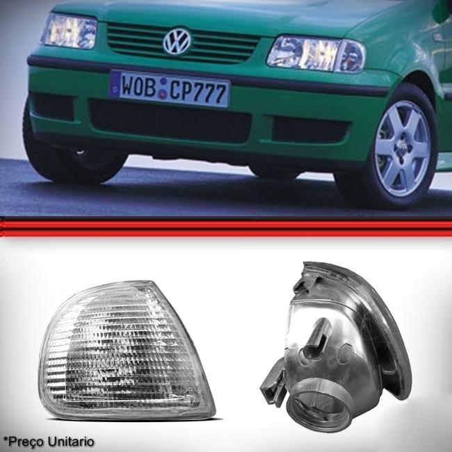 Lanterna Dianteira Polo Classic 96 a 00  - Amd Auto Peças