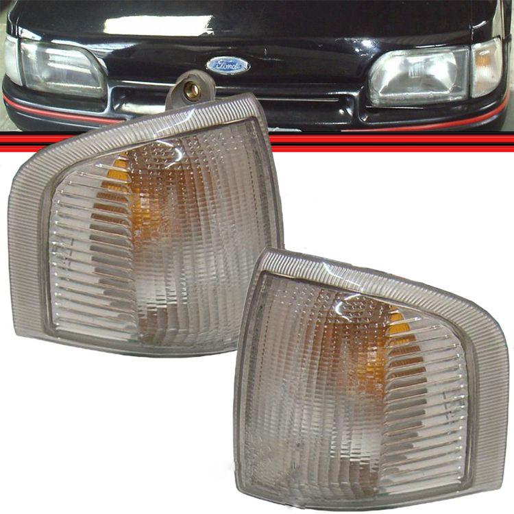 Lanterna Dianteiro Pisca Escort Hobby 87 a 95 Verona Apollo 87 a 92  - Amd Auto Peças