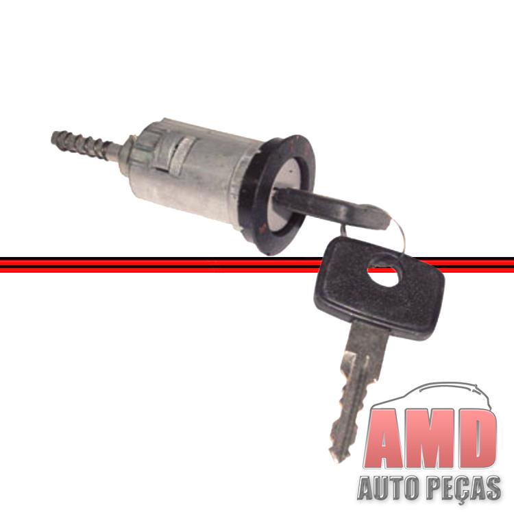Cilindro Ignição Chave de Contato Monza 82 a 88  - Amd Auto Peças