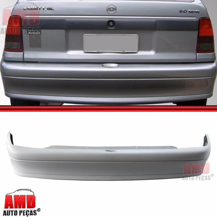 Parachoque Traseiro Kadett 96 a 98 GL GLS  - Amd Auto Peças