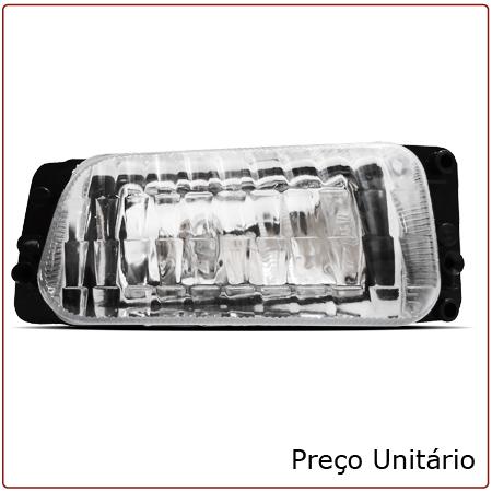 Farol Milha Polo Classic 97 98 99 00 01 02  - Amd Auto Peças