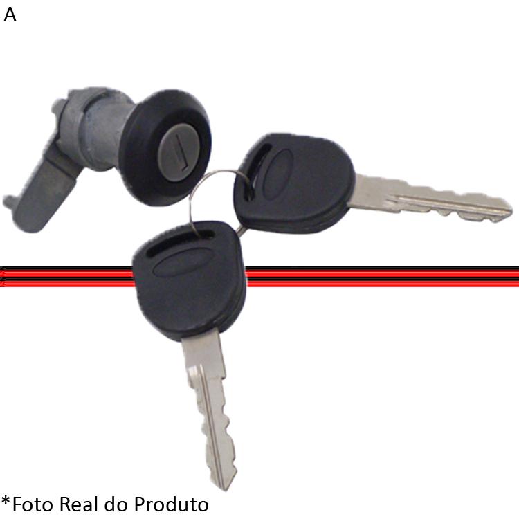 Cilindro Porta Escort Verona Sapão 93 a 96 Com Chaves 2 ou 4 Portas  - Amd Auto Peças