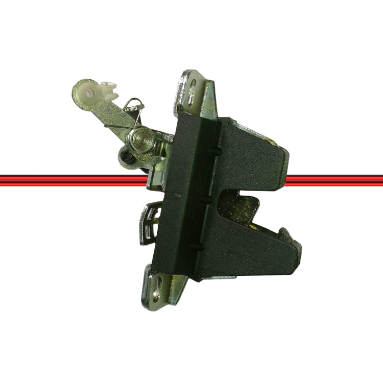 Fechadura Tampa Porta Mala Gol G3 99 a 05 G4 06 a 08 Mecânica Pré-Disposta Para Elétrica  - Amd Auto Peças
