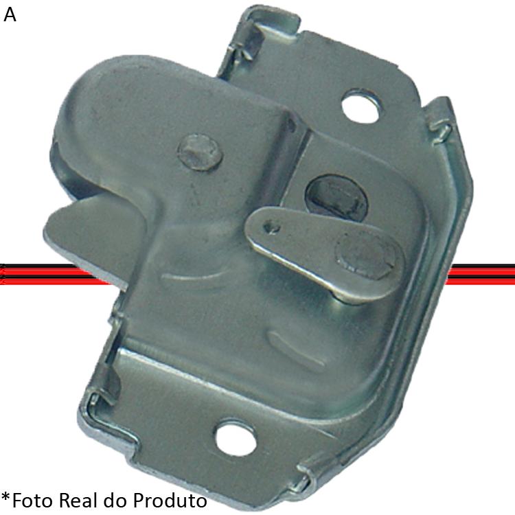 Fechadura Interna Mala Monza 82 a 90 Chevette 73 a 93 Opala 68 a 92 Elétrica  - Amd Auto Peças