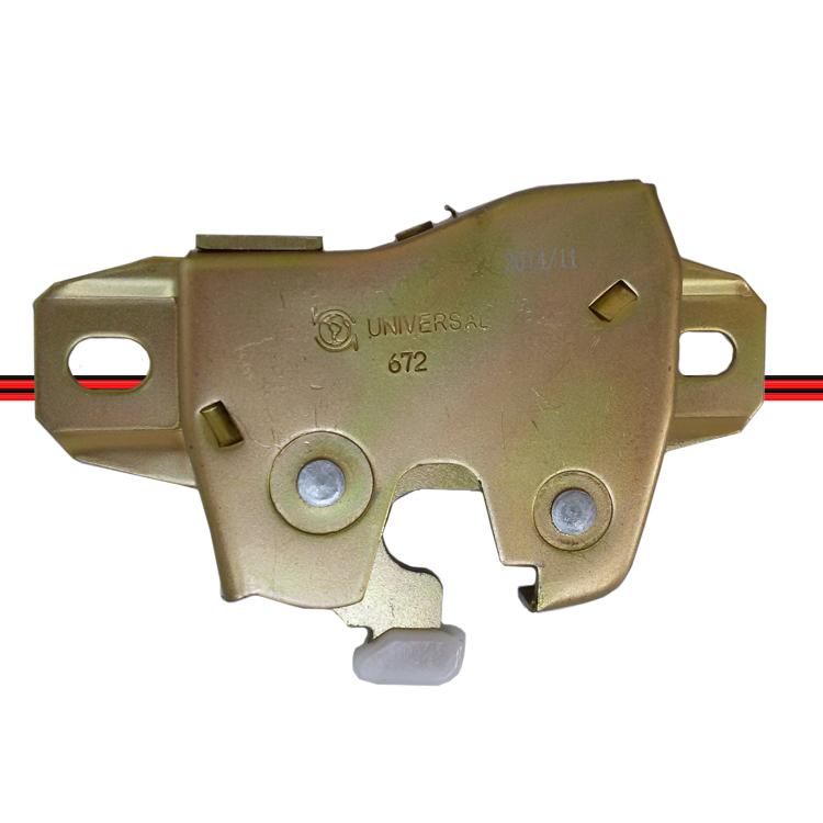 Fechadura Porta Mala Traseiro Parati GII GIII 95 a 03 Elétrica