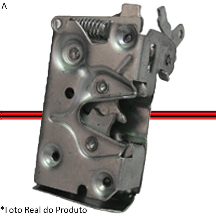 Fechadura Porta Corcel II Belina II Del Rey Scala Pampa   - Amd Auto Peças