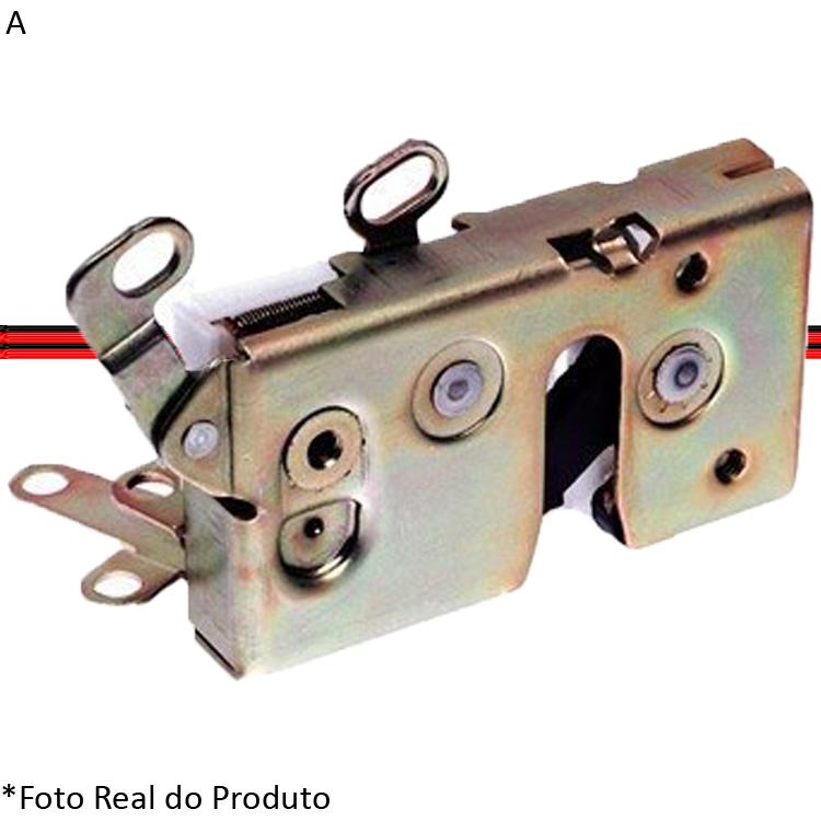 Fechadura Porta Dianteira Escort Apollo Verona 87 a 92 Manual  - Amd Auto Peças