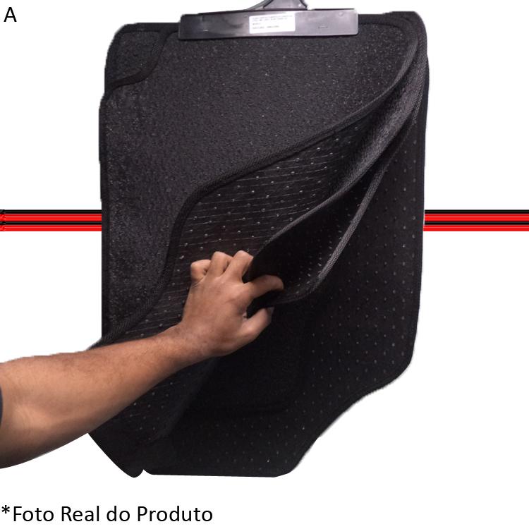 Jogo Tapete Uno Elba Fiorino Prêmio 85 á 04 5 Peças  - Amd Auto Peças