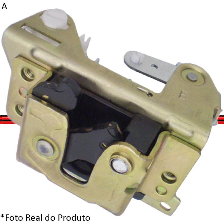 Fechadura Porta Dianteira Gol Parati GII Furgão VW 95 a 99 2 Portas Manual  - Amd Auto Peças