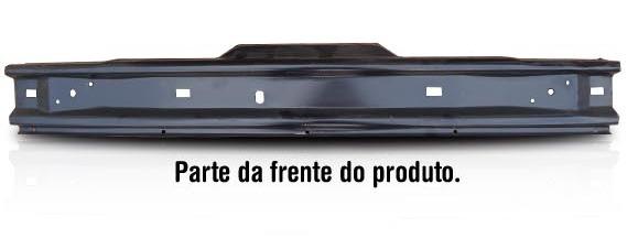 Alma Aço Parachoque Dianteiro Gol Bola Parati Saveiro 95/99  - Amd Auto Peças