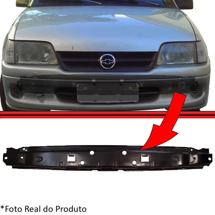 Alma Aço Dianteiro Kadett Ipanema 96 a 98  - Amd Auto Peças