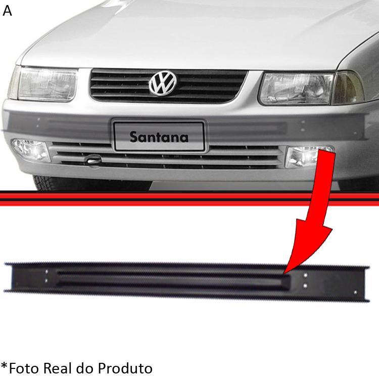 Alma Aço Dianteiro Santana 98 a 06  - Amd Auto Peças