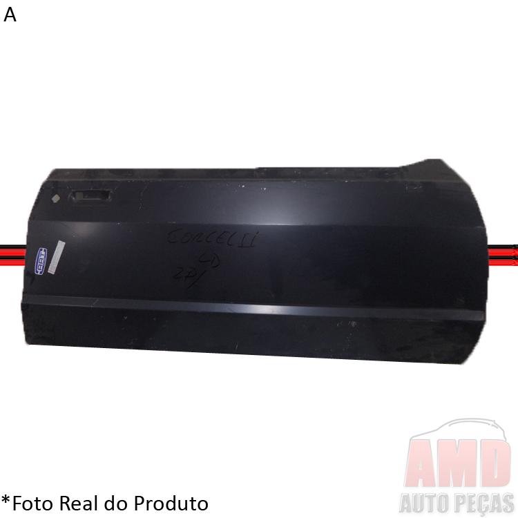 Folha Porta Corcel Belina 2 Portas 78 á 96  - Amd Auto Peças