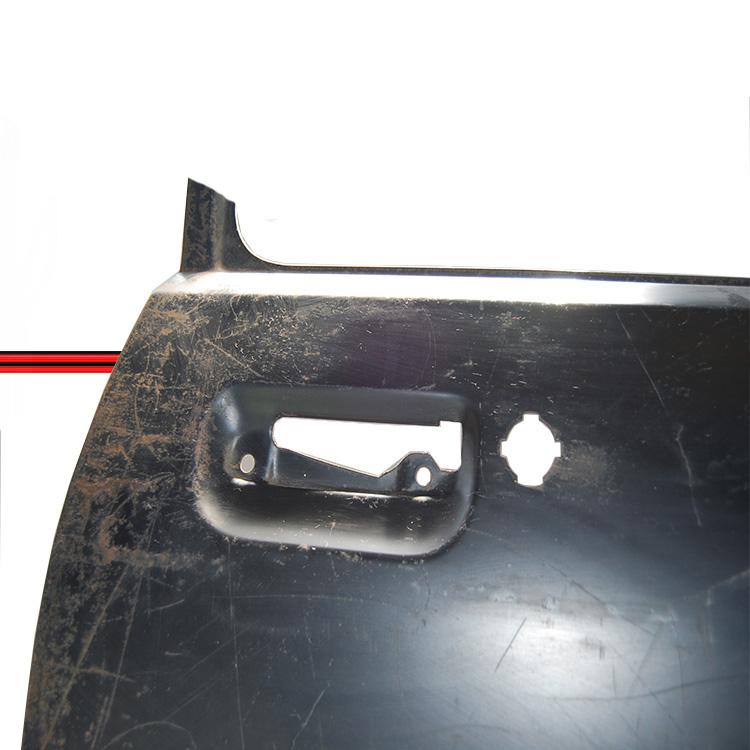 Folha Porta Chevette Marajó Chevy 500 74 A 92 Direita  - Amd Auto Peças