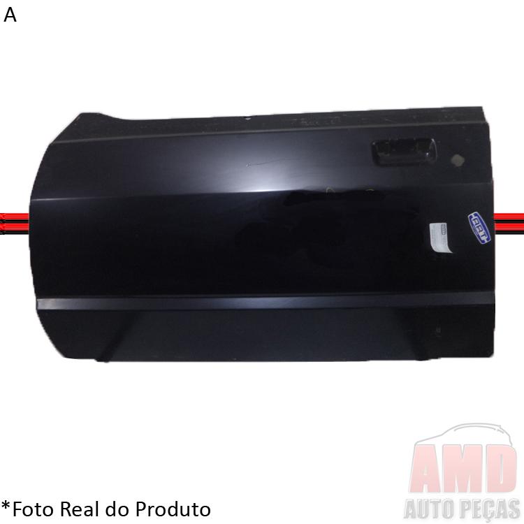 Folha Porta Pampa Del Rey 78 A 96  - Amd Auto Peças
