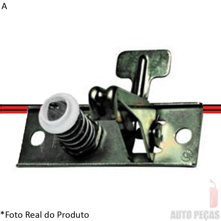 Fechadura Superior Capô Tempra Tipo  - Amd Auto Peças
