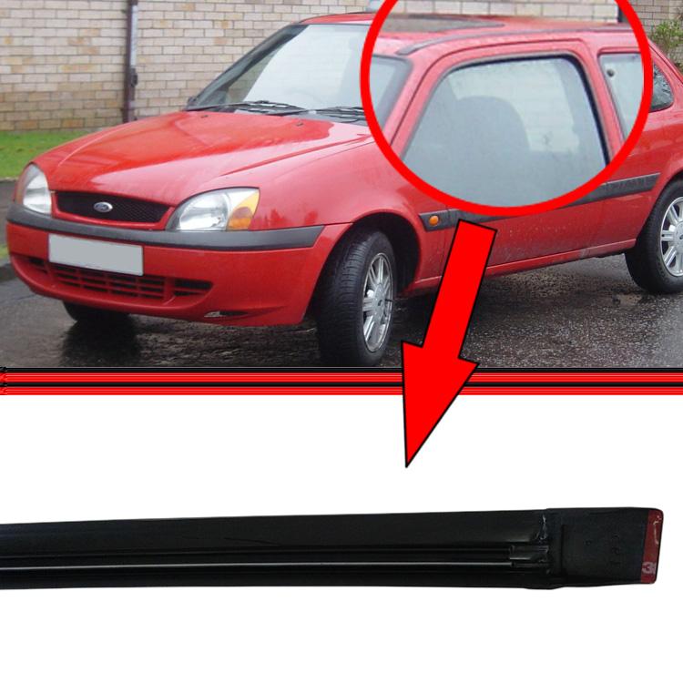 Friso Teto Pingadeira Fiesta GI 96 a 06 2 ou 4 Portas  - Amd Auto Peças