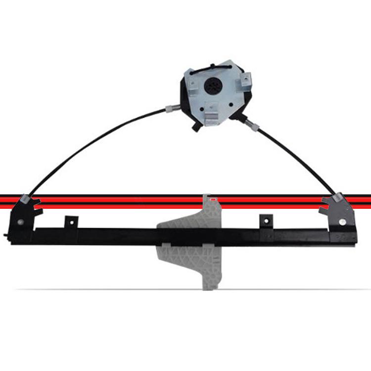 Máquina Vidro Fox 2 Portas Elétrico Sem Motor