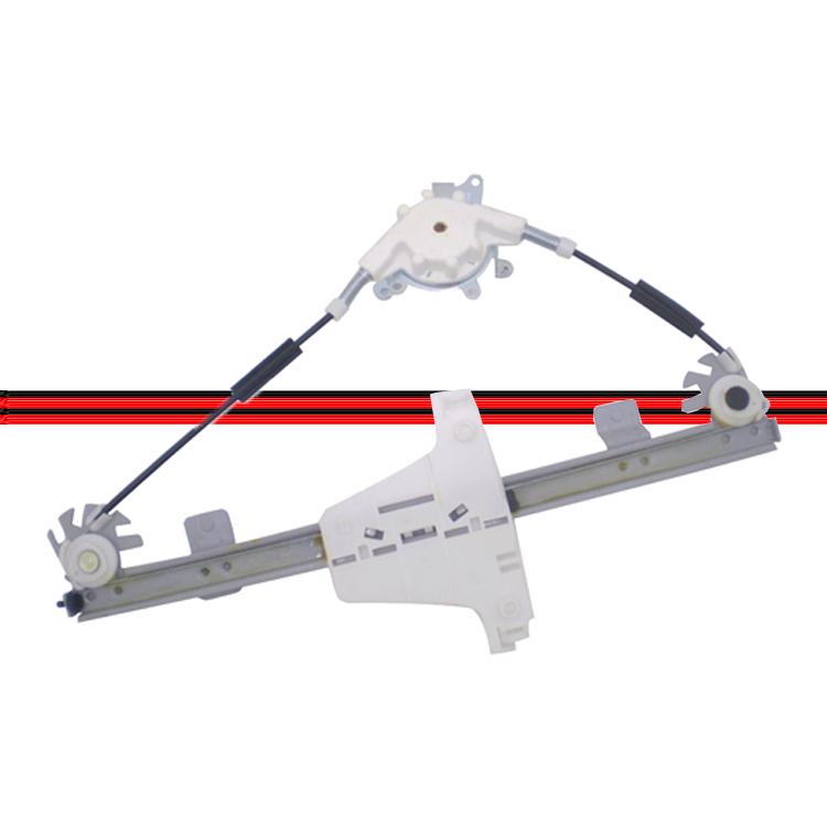 Maquina Vidro Fox 03 a 09 4 Portas Dianteira Elétrica  - Amd Auto Peças