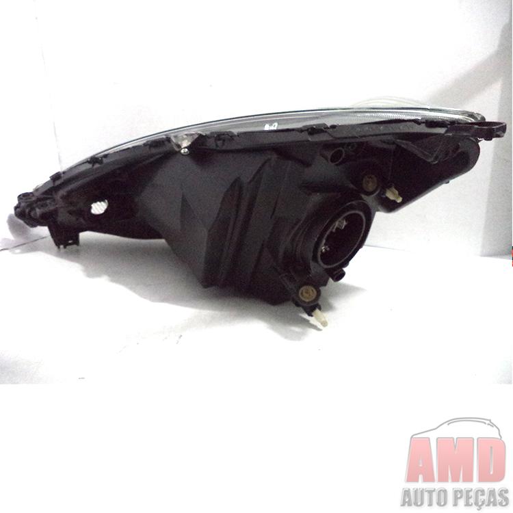 Farol Honda New fit 09 A 13 Original  - Amd Auto Peças