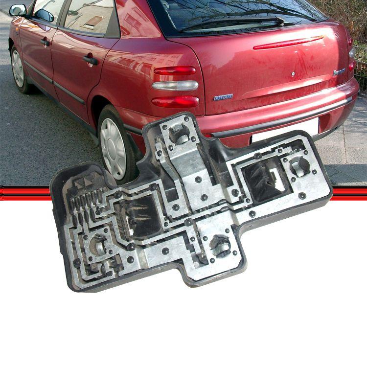 Soquete Circuito Lanterna Traseira Brava  - Amd Auto Peças