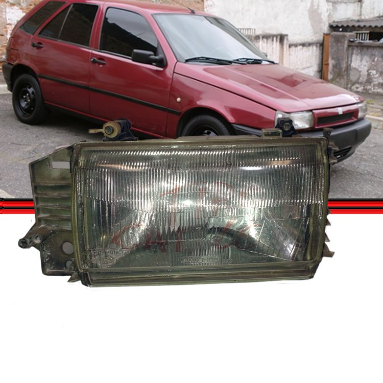 Farol Tipo Carello  - Amd Auto Pe�as