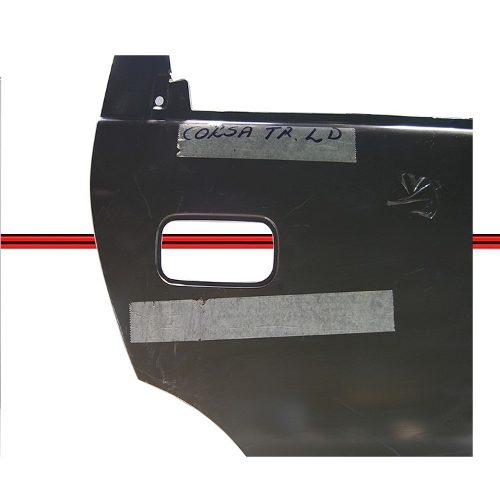Folha Porta Corsa 95 á 11 Sedan Hatch Traseira Direita  - Amd Auto Peças