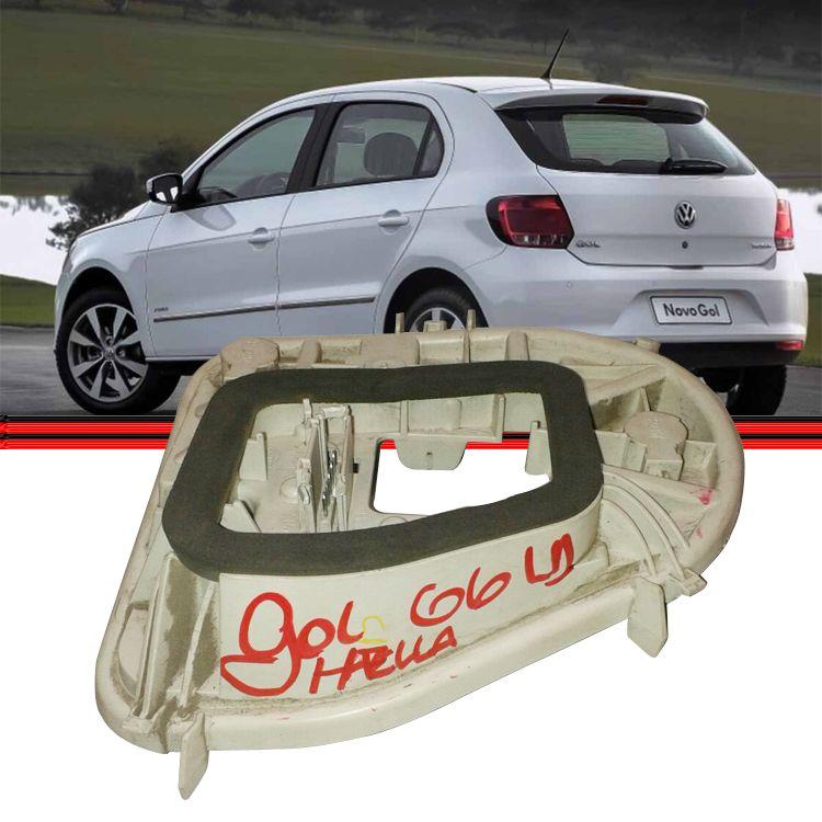 Soquete Circuito Lanterna Traseira Gol GVI G6 13 a 14 Hella  - Amd Auto Peças