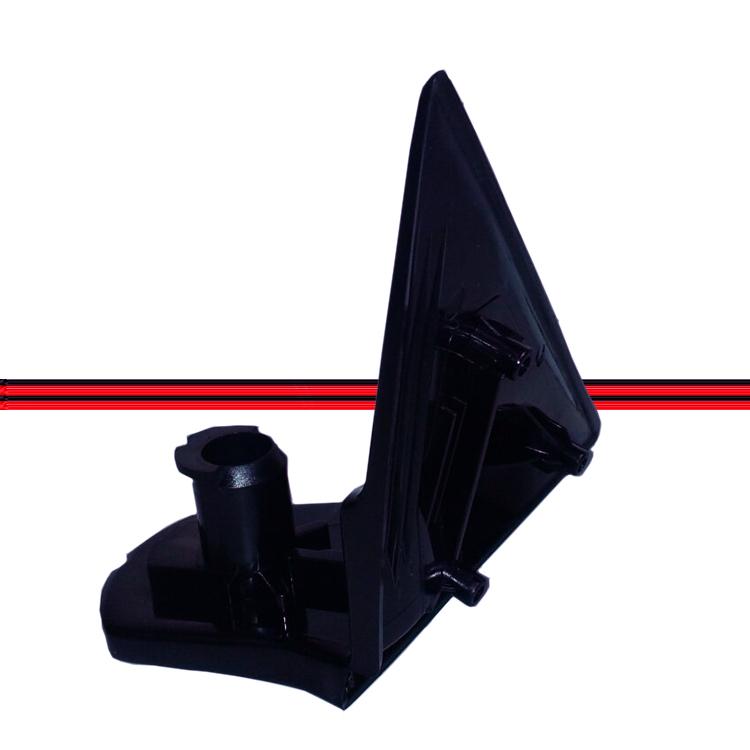 Base Suporte Espelho S10 Blazer 95 a 13  - Amd Auto Peças