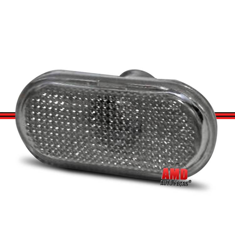 Lanterna Paralama Pisca Seta Clio Scenic 02 a 10 Cristal  - Amd Auto Peças
