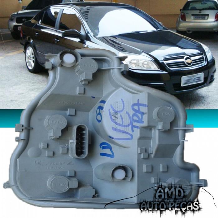 Soquete Circuito Lanterna Traseira Vectra 05 á 09  - Amd Auto Peças