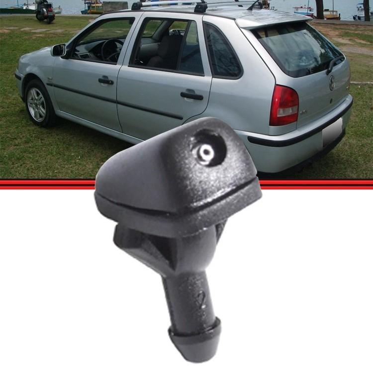 Brucutu Esguicho Parabrisa Vidro Traseiro Vigia Gol GII GIII G2 G3 95 a 05  - Amd Auto Peças