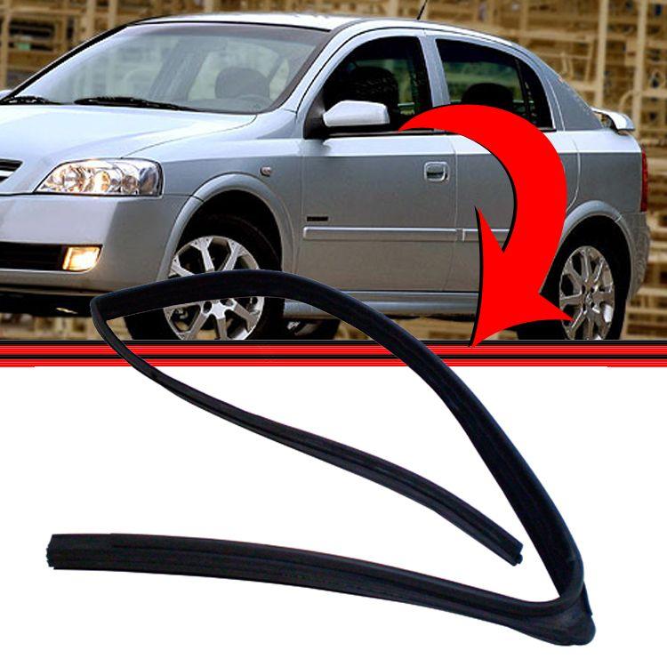 Canaleta Porta Janela Dianteira Astra Hatch Sedan 98 a 11 4 Portas  - Amd Auto Peças