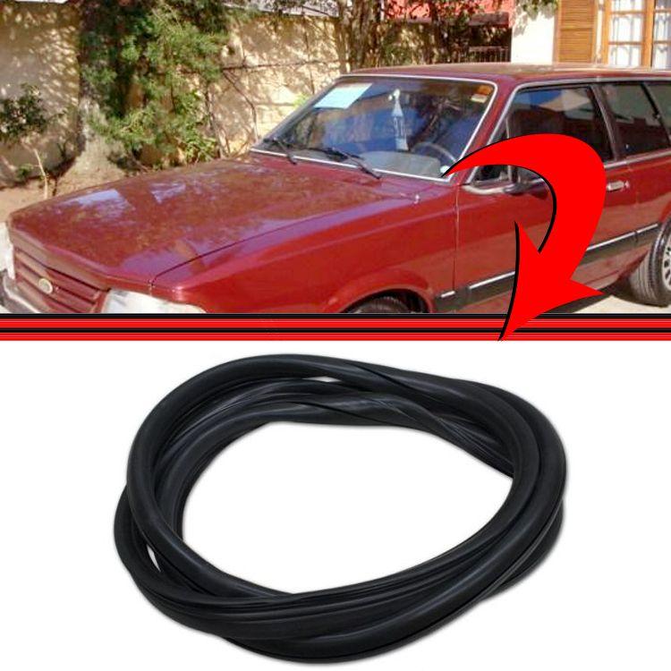 Borracha Parabrisa Corcel Belina Del Rey Pampa II 85 á 96  - Amd Auto Peças