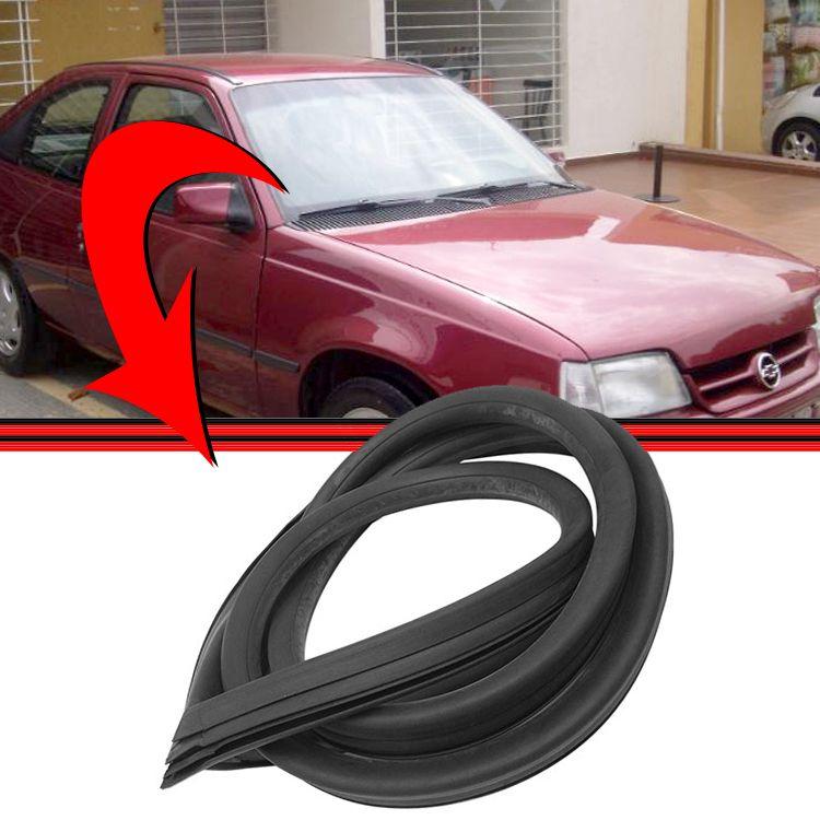 Borracha Parabrisa Kadett Ipanema 89 á 96  - Amd Auto Peças