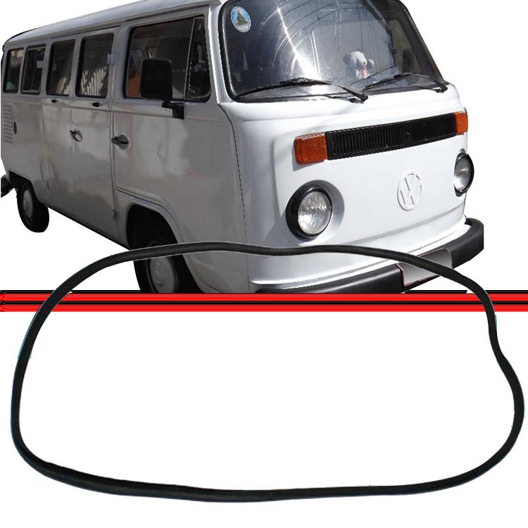 Borracha Parabrisa Kombi Cliper 76 a 97 Kombi Carat 97 a 14  - Amd Auto Peças