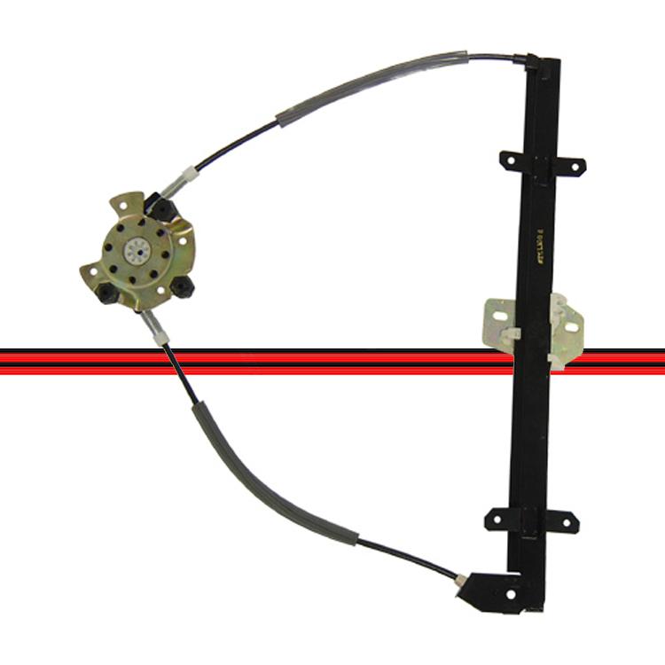 Maquina Vidro Logus Escort 93 a 96 2 Portas Elétrica Sem Motor (Fixação Mabuchi)