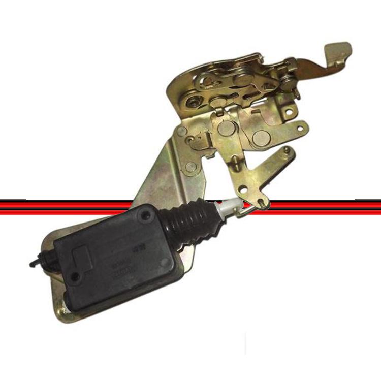 Fechadura Porta Dianteira Prêmio CSL 85/04 Uno Mille 84/04 com Micro Interruptor e Check Control 4 Portas  - Amd Auto Peças