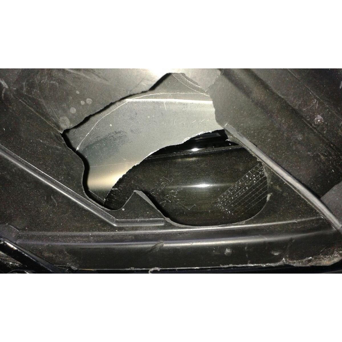 Lente Farol EcoSport 14 Para Recuperação  - Amd Auto Peças