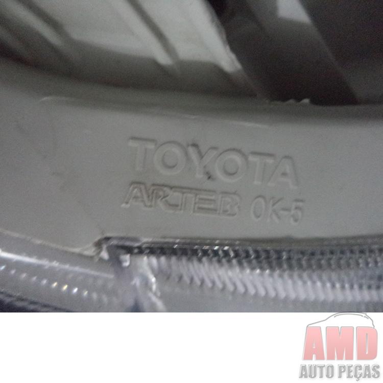 Farol Hilux 09 a 11 Original  - Amd Auto Pe�as