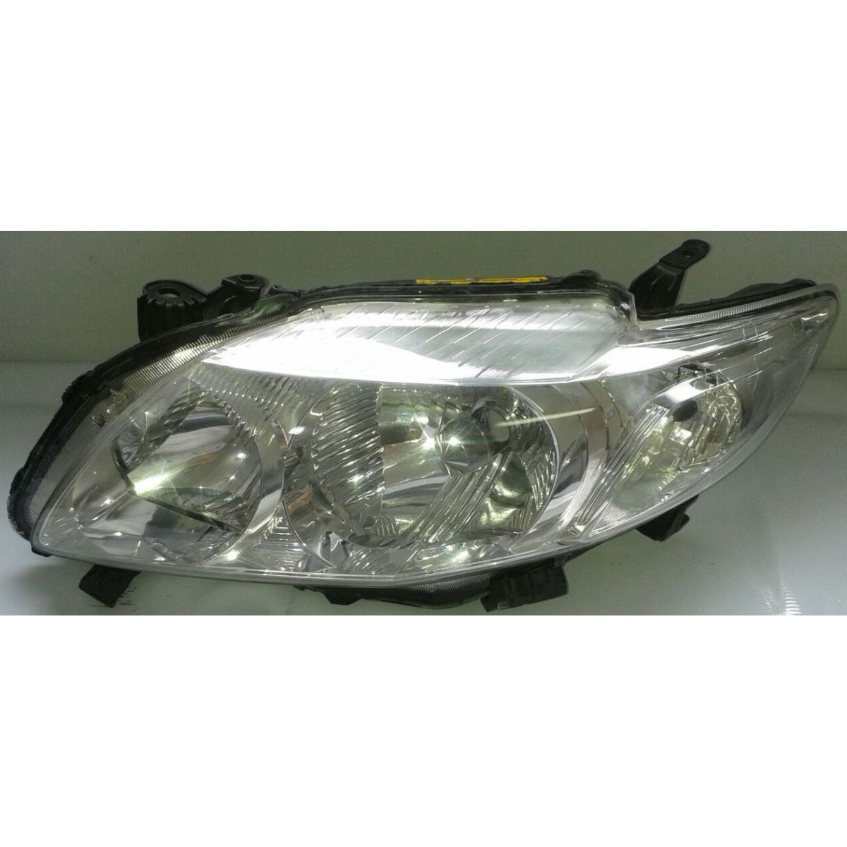 Farol Corolla 09 a 12 Para Xenon  - Amd Auto Pe�as
