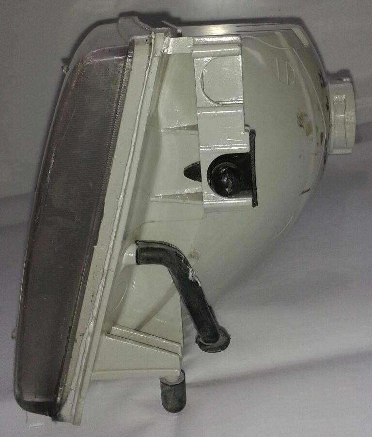 Farol Ranger 94 a 98 Foco Simples   - Amd Auto Peças
