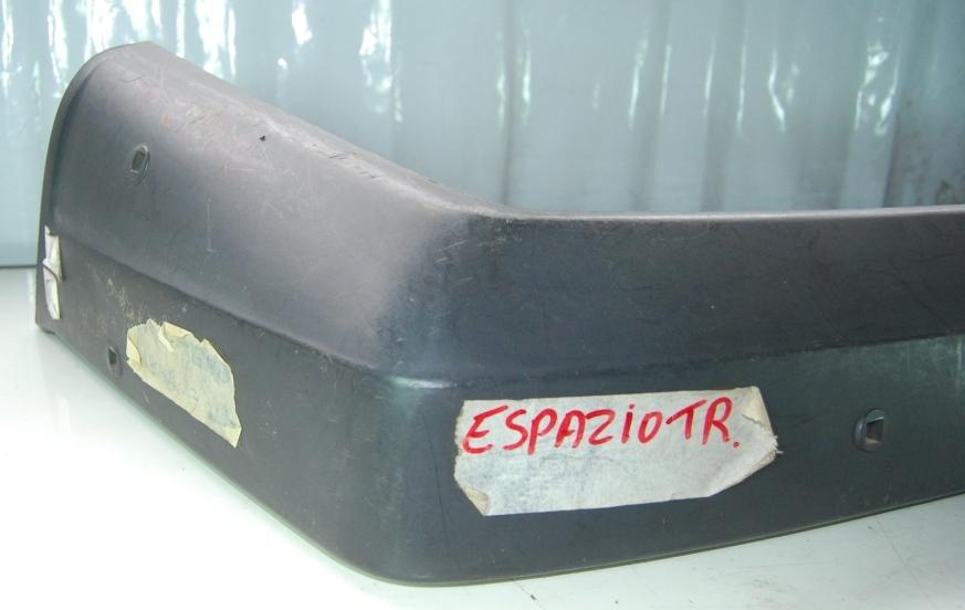 Parachoque Traseiro Spazio Sedan  - Amd Auto Peças