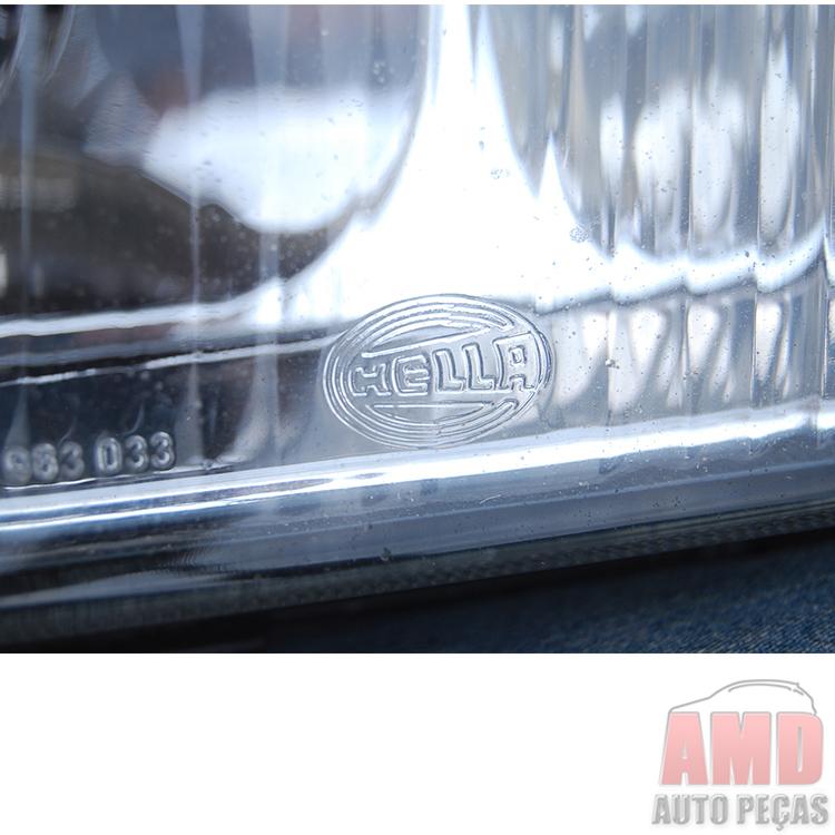 Farol Audi A3 96 a 00 Com Auxiliar Original   - Amd Auto Peças