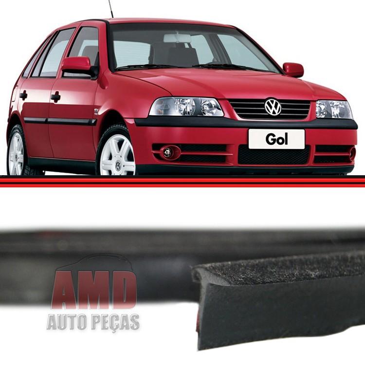 Pingadeira Porta Gol Parati Saveiro 2 ou 4 Portas 98 a 08  - Amd Auto Peças